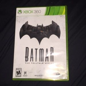 Batman the game